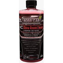 Nobre Car NC Show Room Cleaner - Limpeza e Proteção Premium à Seco com SIO2 - 500ml