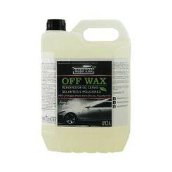 Nobre Car Detergente Off Wax - Desengordurante e Removedor de Cera - 5L