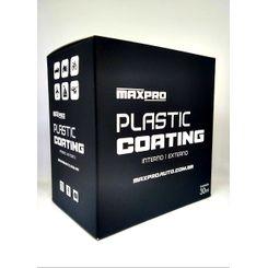 MaxPro Plastic Coating- vitrificador para plásticos - 30ml
