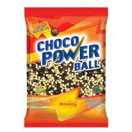 Choco Power Ball Mini ao Leite/Branco 500g - Mil Cores