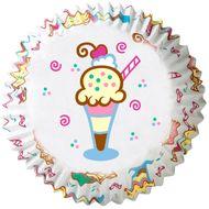 Forminha de Papel para Cupcake Ice Cream - Wilton