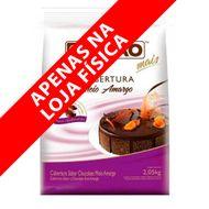 Cobertura Sicao Mais Chocolate Meio Amargo Gotas (2,05kg) - Sicao