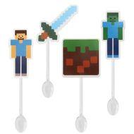 Colher Minecraft (12uni) - Papel Confeito
