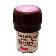 Corante para Chocolate Mix - Rosa