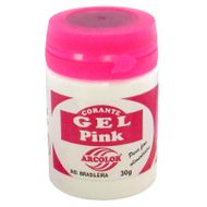 Corante gel Arcolor 30ml - Pink