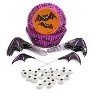 Bat Cupcake Decorating Kit - Wilton
