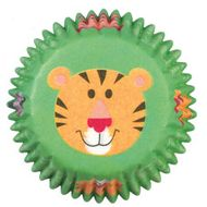 Jungle Pals Mini Baking Cups - Wilton