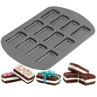 12 Cavity Treatwiches Mini Cake Pan - Wilton