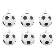 Vela Bolas de Futebol - Wilton