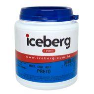 Corante Hidrossolúvel em Pó (100g) Iceberg - Preto