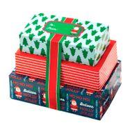 Kit 3 Caixas de Natal - Wilton
