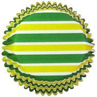 Forminha para Mini Cupcake Mago (45uni) - Brasil