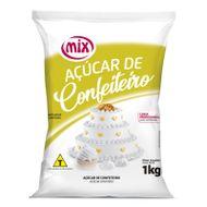 Açúcar de Confeiteiro 1kg - Mix