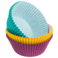 Forminha de Papel para Cupcake Assorted Jewel Colors - Wilton