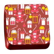 Transfer para Chocolate (40 x 30cm) - Noel e Bengalas