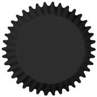 Forminha para Mini Cupcake Mago (45uni) - Preta