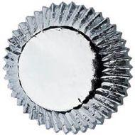 Forminha para Cupcake Mago (50uni) - Prateada