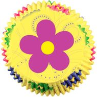 Forminha de Papel para Cupcake Dancing Daisy - Wilton