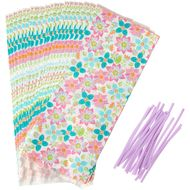 Saquinhos Spring Party Bags (20uni) - Wilton