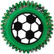 Forminha de Papel para Cupcake Soccer - Wilton