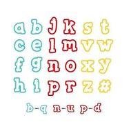 Kit Cortadores Alfabeto Letras - Sweet Sugarbelle