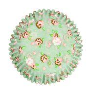 Forminha para Mini Cupcake Mago (45uni) - Flores
