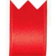 Fita Cetim Simples Vermelho (3,8cm x 10m) - Progresso