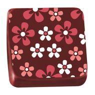 Transfer para Chocolate (40 x 30cm) - Violeta Vermelha
