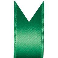 Fita Cetim Duplo Progresso (0,4cm x 100m) - Verde Bandeira