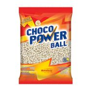 Choco Power Ball Mini Branco 300g - Mil Cores