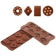 EasyChoc Biscuit - Silikomart