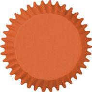 Forminha para Cupcake Mago (45uni) - Laranja