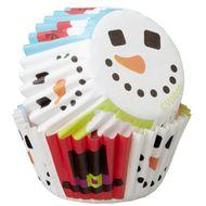 Merry & Sweet Mini Baking Cups - Wilton
