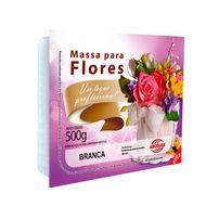 Massa Branca para Flores 500g - Arcolor