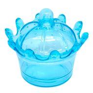 Embalagem Coroa para Doces (10 uni) - Azul