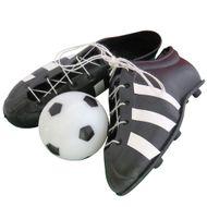 Enfeite Chuteiras e Bola de Futebol