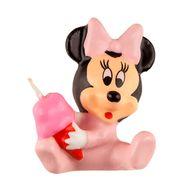 Vela Disney Baby Minnie - Regina Festas