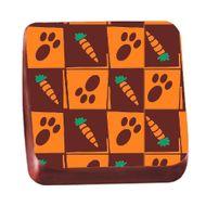 Transfer para Chocolate Páscoa 40 x 30cm - Pegadas