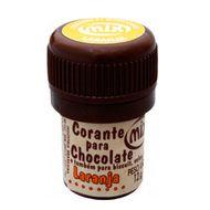 Corante para Chocolate Mix - Laranja