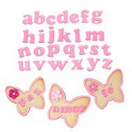 Cortador de Letras Decorativas Minúsculas