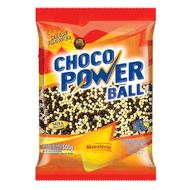 Choco Power Ball Micro ao Leite/Branco 500g - Mil Cores