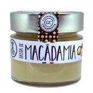 Pasta de Macadâmia Pura (120g) - Gastronomia Chiappetta