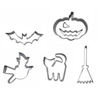 Kit Cortadores Halloween - RM