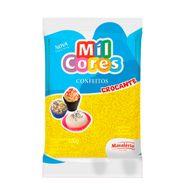 Confeito Miçanga Mil Cores n°0 (500g) - Amarelo