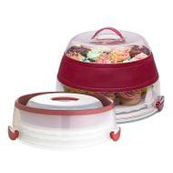 Caixa de Transporte para Cupcakes e Bolo - Progressive