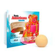 Pasta Americana Pele 500g - Arcolor