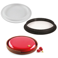 TortaFlex Kit Tarte Ring 19cm - Silikomart