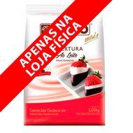 Cobertura Sicao Mais Chocolate ao Leite Gotas (2,05kg) - Sicao