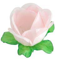 Forminha Flor para Doces (40 uni) - Rosa Bebê