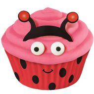 Ladybug Cupcake Decorating Kit - Wilton